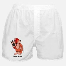 mbrs paw Boxer Shorts