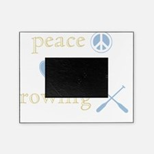 PeaceLoveRowing Picture Frame