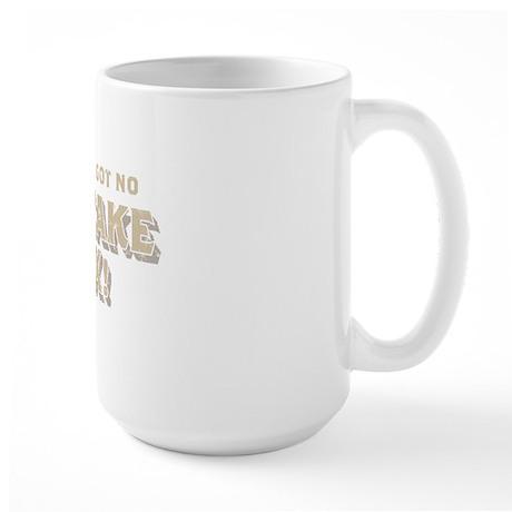 no pancake mix Large Mug