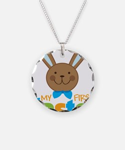 1stEasterBunny Necklace