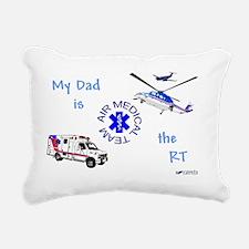 Dad RTcamts Rectangular Canvas Pillow
