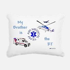 BrotherRTcamts Rectangular Canvas Pillow