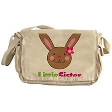 BunnyLittleSister Messenger Bag