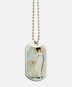 Sophia Western Dog Tags