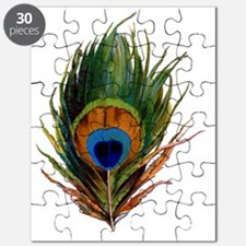 peacock feather  Puzzle