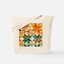 patchwk_Tile3 Tote Bag