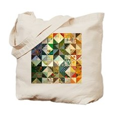 patchwk_Tile2 Tote Bag