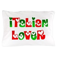 Italian Lover Pillow Case