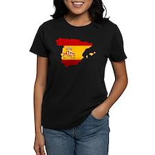 """""""Pixel Spain"""" Tee"""