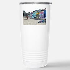C8 Stainless Steel Travel Mug