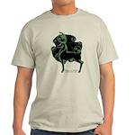 Herne #1 T-Shirt - Wht/Gr/Bl
