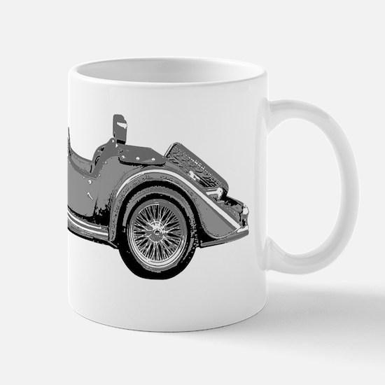Morgan car 02 for dark Mug