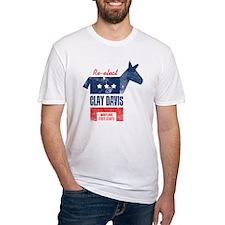 reelectClayDavis_print_11x17 Shirt