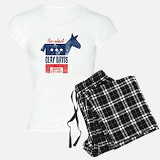 reelectClayDavis_print_11x1 Pajamas