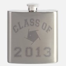 Class Of 2013 Photography - Grey 2 Flask