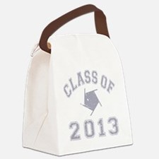 Class Of 2013 Photography - Grey  Canvas Lunch Bag