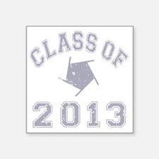"Class Of 2013 Photography - Square Sticker 3"" x 3"""