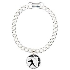black, Fastpitch trio Bracelet