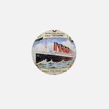 RMS_Titanic_1 Mini Button