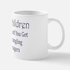 Grandchildern Dark Mug