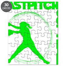 green2, Fastpitch trio Puzzle