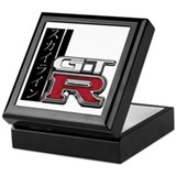 Skyline gtr Keepsake Boxes