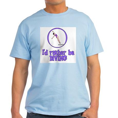 DiveChick Rather Light T-Shirt