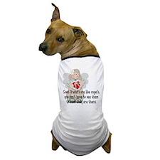 Good Friend's are like Angel' Dog T-Shirt