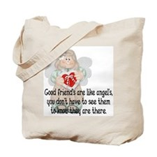 Good Friend's are like Angel' Tote Bag