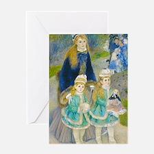 Journal Renoir Prom Greeting Card