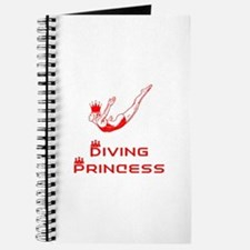 DiveChick Princess Journal