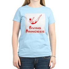 DiveChick Princess T-Shirt