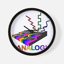 Analog! Wall Clock