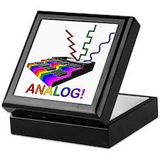 Analog! Keepsake Box