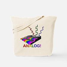 Analog! Tote Bag