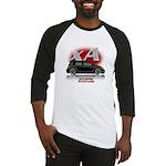Scion xA: xtreme Attitude Baseball Jersey