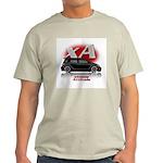 Scion xA: xtreme Attitude Ash Grey T-Shirt