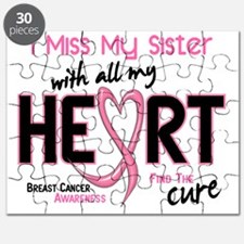 - Miss With All My Heart Sister Breast Canc Puzzle