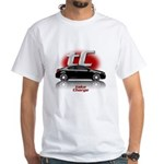 Scion tC: take Charge White T-Shirt