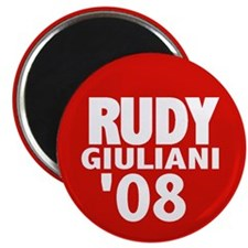 Rudy in 08 Magnet