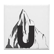 URock Tile Coaster