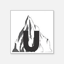 """URock Square Sticker 3"""" x 3"""""""