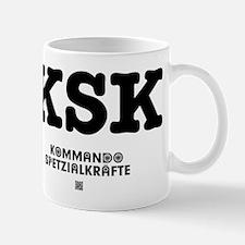 KSK - KOMMANDO SPETZIALKRAFTE - GERMAN  Mug