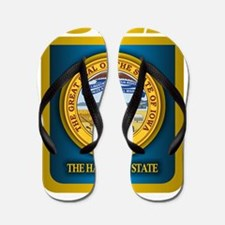 Iowa (Gold Label) Flip Flops