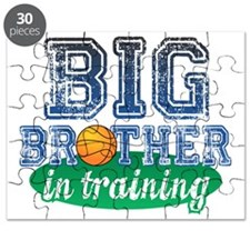 big brother in training basketball png Puzzle