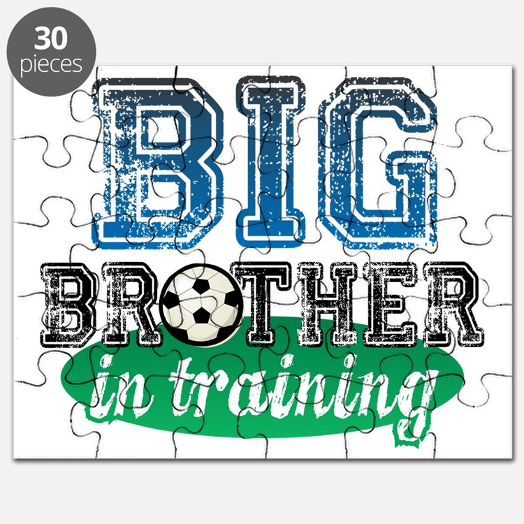 big brother in training soccer png Puzzle