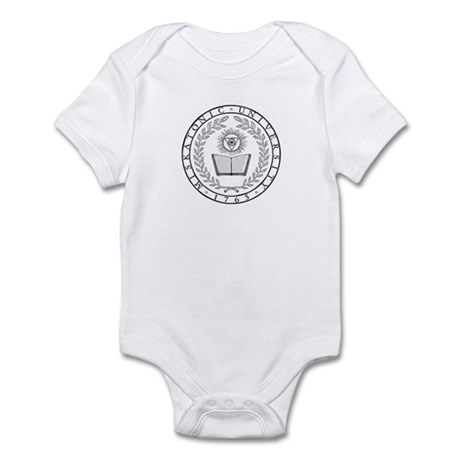Miskatonic Seal Infant Bodysuit