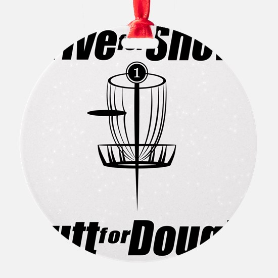 Drive for show putt for dough_Light Ornament