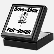Drive for show putt for dough_Light Keepsake Box