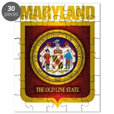 Maryland (Gold Label) Puzzle